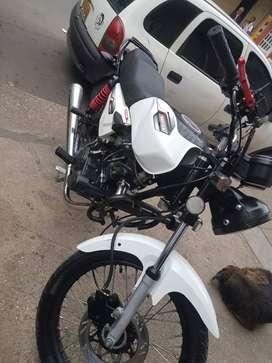 Vendo moto Nkd 125 en perfectas condiciones