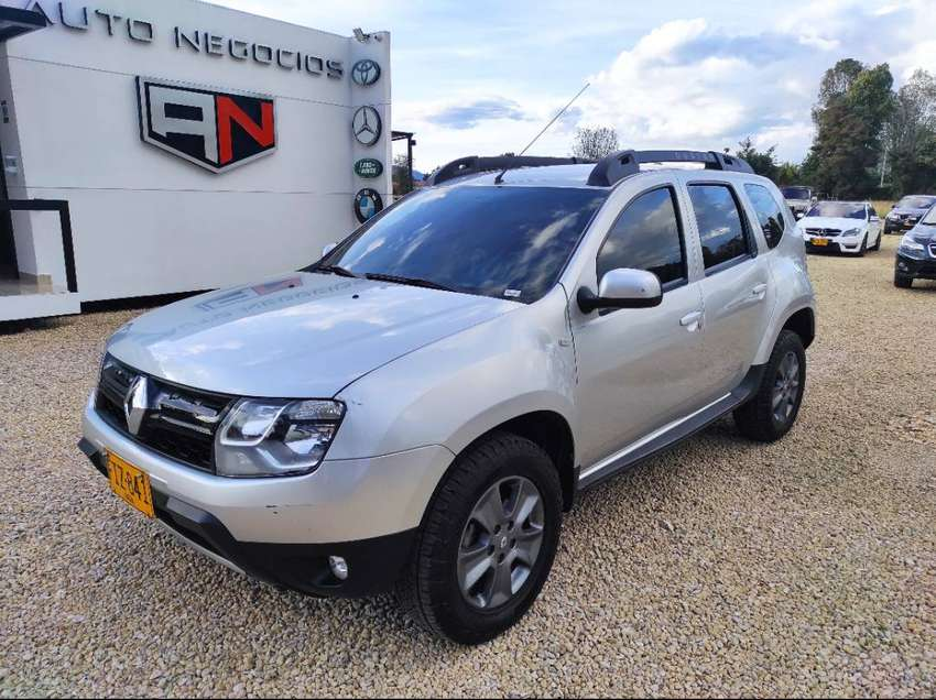 Renault Duster Dynamique 2019 AT 0