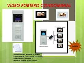 Video Porteros Casas,condominio,oficinas