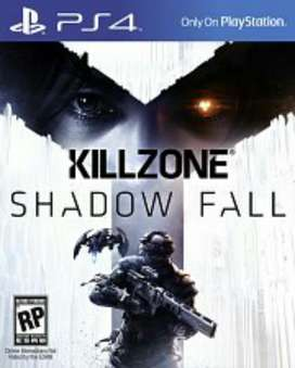 Killzone Shadow Fall para Ps4