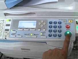 venta de fotocopiadora 201 un año de garantia