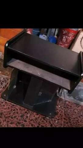 Mesa para TV y audio