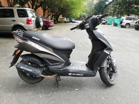 Moto 125 cc auteco kymco fly agility automatica scooter unico dueño todo al dia modelo 2015