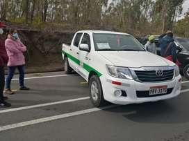 Toyota Hillux 2012, Flamante camioneta único dueño