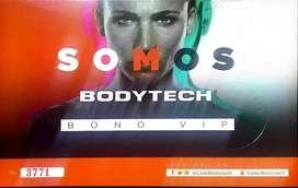 Bono platino x 3meses gimnasio Bodytech