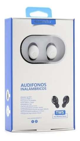 Audífonos inalambricos