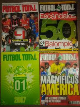 Revistas FÚTBOL TOTAL