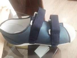 Zapato para proteger el  Yeso Talla L