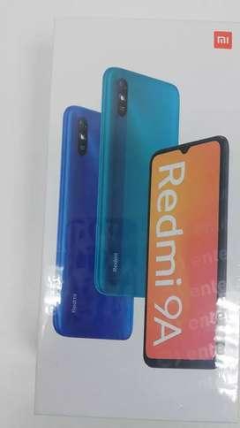 Vendo celular nuevo Xiaomi REDMI 9a  CAJA CERRADA