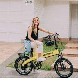 Bicicleta eléctrica BlackTiger Jaguar