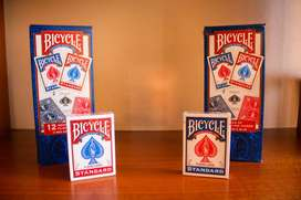 Cartas/barajas Bicycle Standard De Poker/Magia/Cardistry