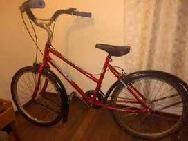 Vendo Bicicleta tipo playera