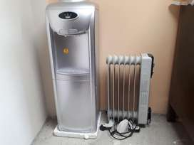 Calefactor , Y Dispensador de Agua