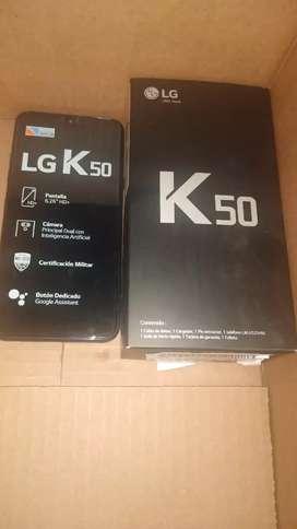 Vendo lg k50