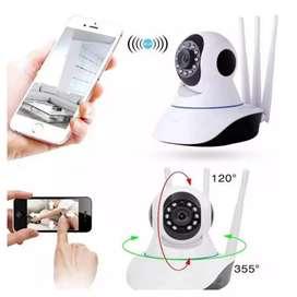 Camara de seguridad IP wi-fi PAGA AL RECIBIR