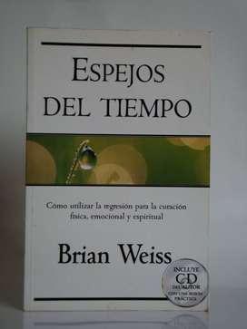 Espejos del tiempo - Brian Weiss (con CD)