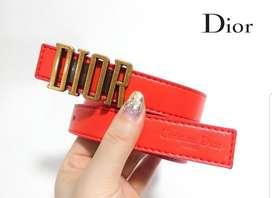 Cinturon Dior nuevo