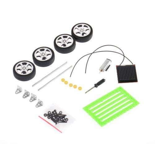 kit carro solar 0