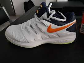 Zapatillas Nike de tenis.mod air zoom vapor