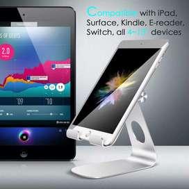 Soporte Pedestal Tablet iPad Universal Metalico Resistente