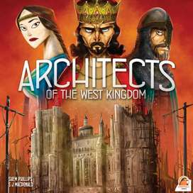 Architects of the West Kingdom - Juego de Mesa Moderno