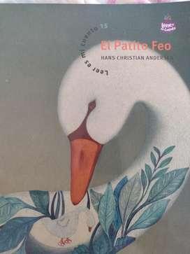 Libro Original El Patito Feo