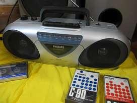 Philips AQ5150 Stereo radio cassette recorder - 1999