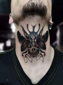 Cambio tatuajes por articulos tecnologícos