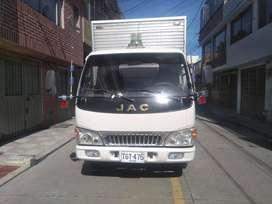 Vendo - Permuto camion JAC HFC1045 MODELO 2013