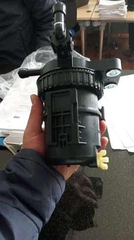 Trampa o sedimentador para NHR