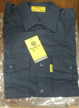 Camisa 44  +  capa de lluvia 2 xl