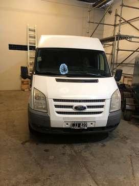 Ford transit - Furgon - No master -No Sprinter