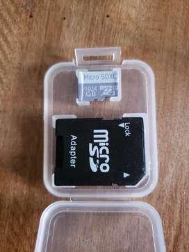 Memoria Micro Sd de 1Tb (1024 Gb) clase 10
