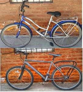 Vendo - 2 Bicicletas - Baggio/Aurora