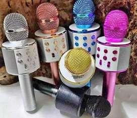 Micrófonos nuevos radio incorporado