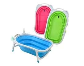 Tina Bañera Para Bebés Plegable Baby Shower