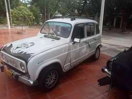 Se vende Renault 4 modelo 81