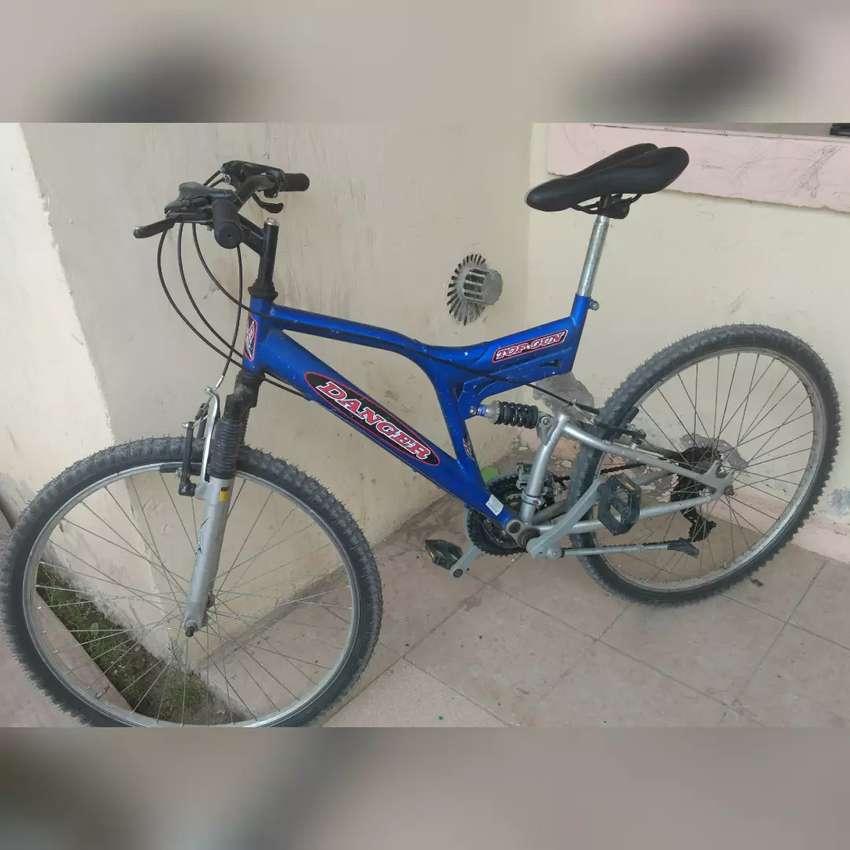 Bicicleta montanbay 0