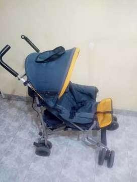 Carro bebé + huevito recién nacido INFANTI