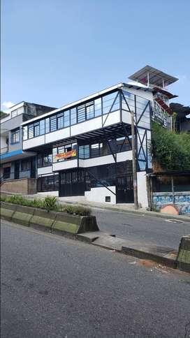 Edificio 3 pisos