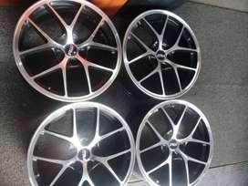 4 Aros Seminuevos R19 Flamantes 5h 114mm Magnesio Ford, Hyndai, Kia, Chevrolet iTyres