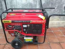 Grupo electrógeno marca Sensei 5500 watts