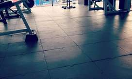 Pisos y acabados para Gym