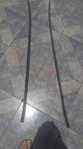 Moldura techo Corsa clásico 5 puertas