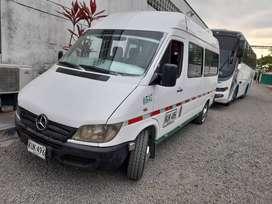 Microbus 2005, 17 pasajeros