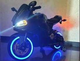Moto niño Ninja batería 12v