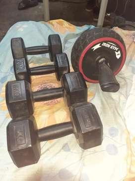 Iron gym $40 todo