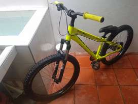 Bicicleta Vendo Fx3