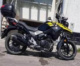 Vendo Moto VStrom 250