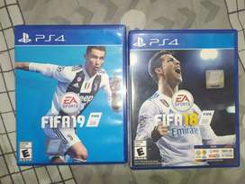 FIFA 18. FIFA 19